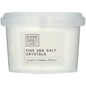 Cook With M&S Fine Sea Salt Crystals 350g