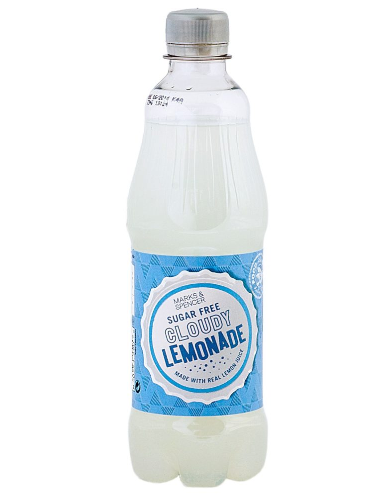Diet Sparkling Cloudy Lemonade