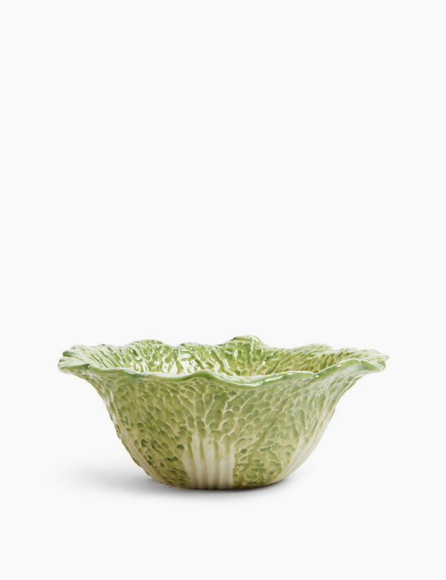 Cabbage Serving Bowl