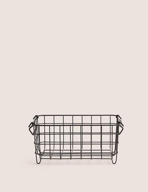 Small Stackable Storage Basket