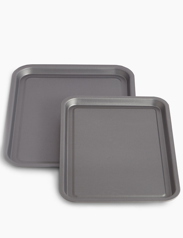 Set of 2 Oven Trays