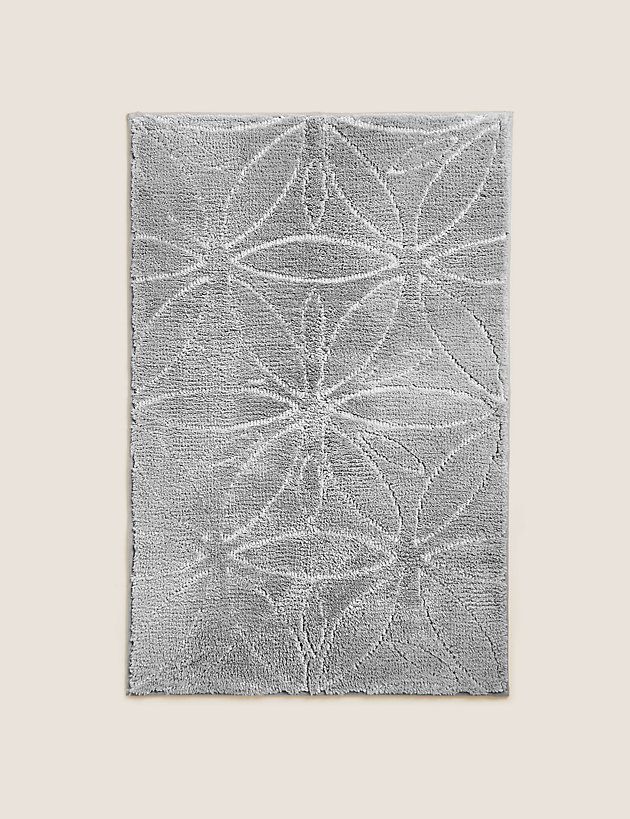 Repeat Shimmer Quick Dry Bath Mat