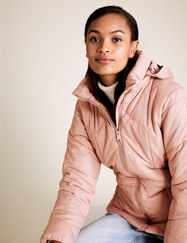 Thermowarmth  Quilted Puffer Jacket