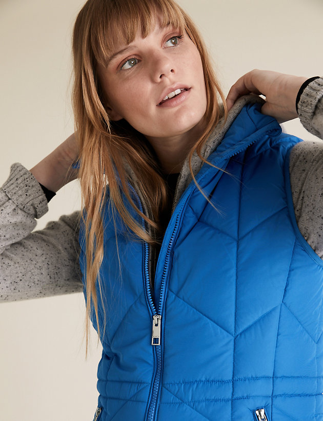 Thermowarmth  Quilted Puffer Gilet