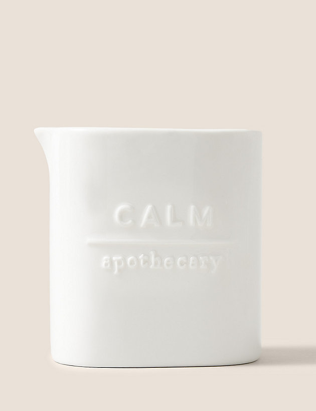 Calm Indulgent Spa Scented Candle