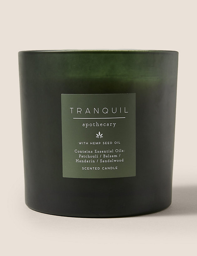 Tranquil Large 3 Wick Candle