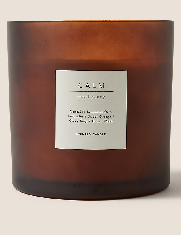 Calm Extra Large 3 Wick Candle