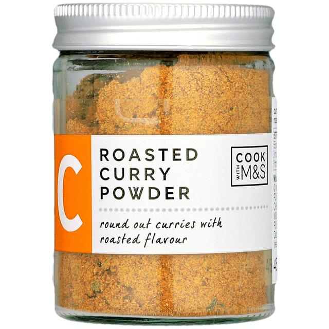 Cook With M&S Roasted Curry Powder45g