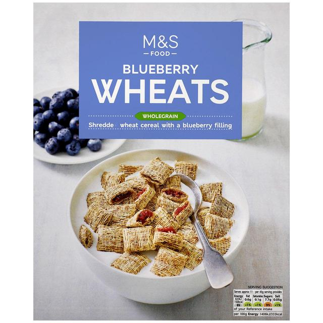 Blueberry Wheat Cereal500g
