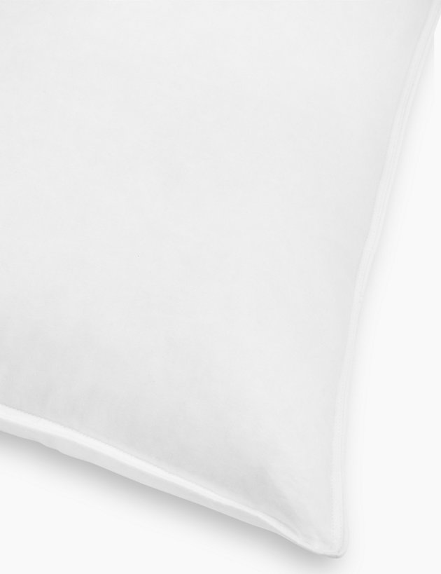 2 Pack Duck Feather & Down Firm Pillows
