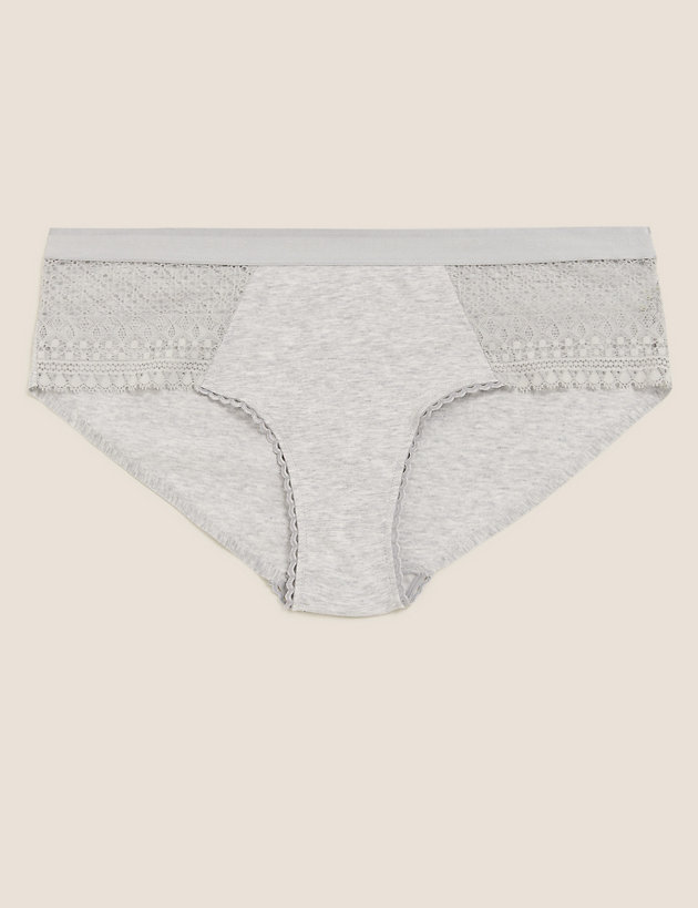 Cotton with Cool Comfort  Low Rise Shorts
