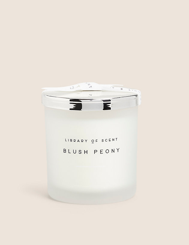 Library of Scent Peony Candle