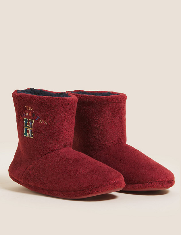 Kids' Harry Potter  Slipper Boots (5 Small - 7 Large)
