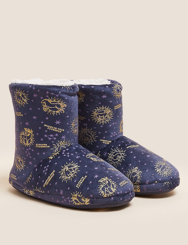 Kids' Harry Potter  Slipper Boots (5 Small - 6 Large)