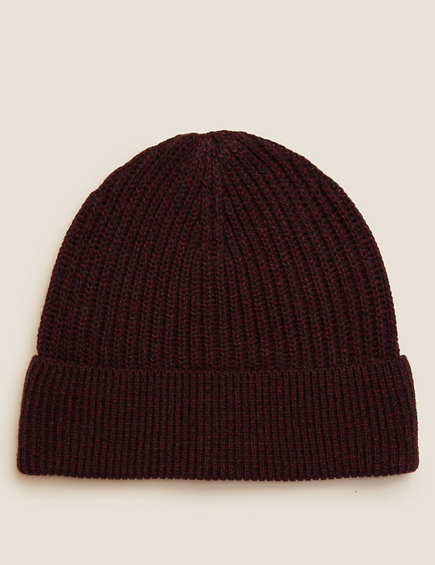 Supersoft Knitted Beanie Hat